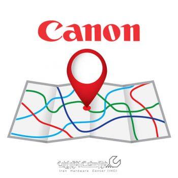 نمایندگی Canon