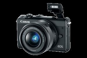 دوربین بدون آینه EOS M100