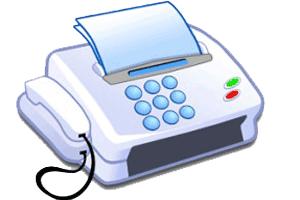 عدم ارسال سند در فکس کانن