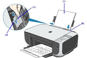 تعمیر کاغذکش پرینتر canon