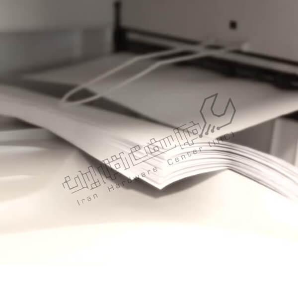 تعمیر کاغذ کش کپی کانن