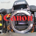 تعمیرات دوربین عکاسی کانن
