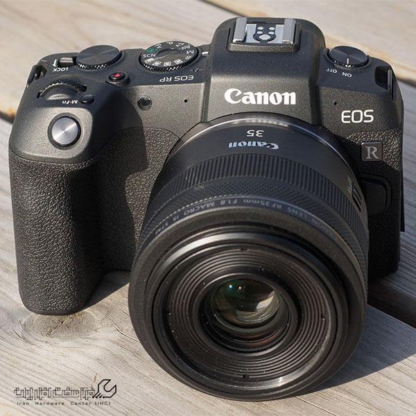 دوربین عکاسی بدون آینه Canon EOS RP