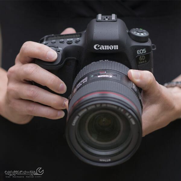 تنظیم فوکوس لنز دوربین کانن