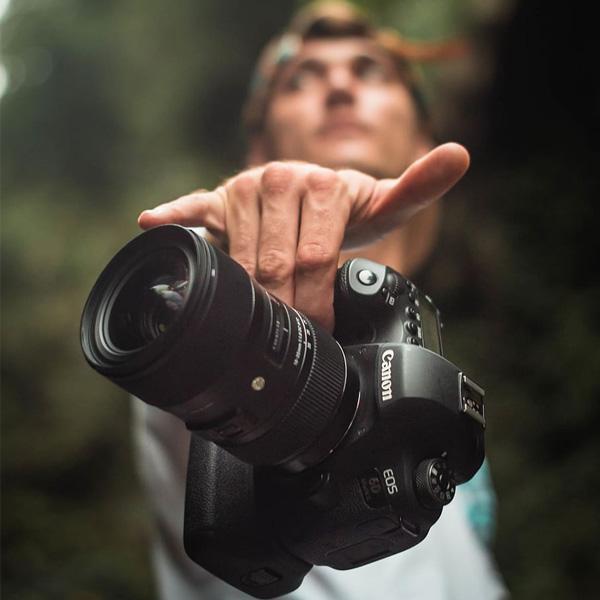 تعمیر دوربین عکاسی کانن