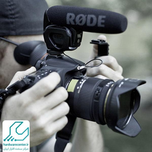 فیلمبرداری با دوربین DSLR کانن