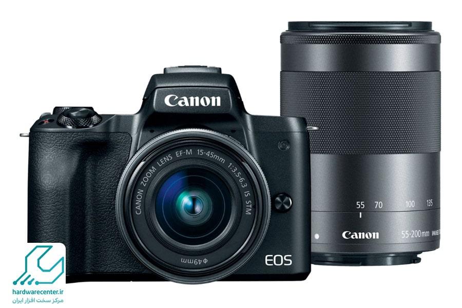 دوربین canon m50