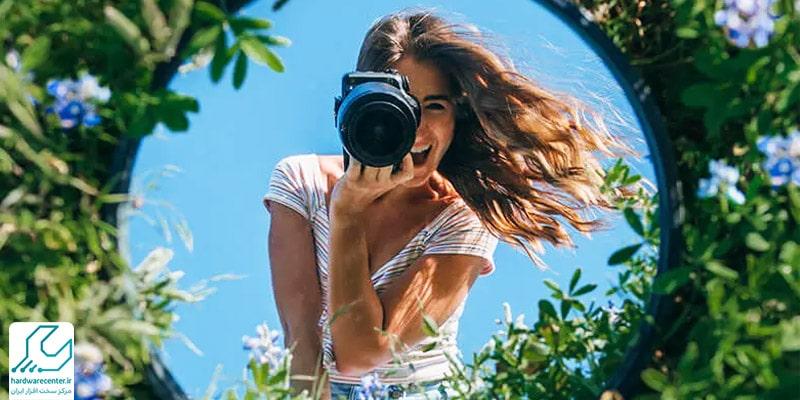 عکاسی با آینه