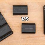 تشخیص باتری اصل و کپی دوربین