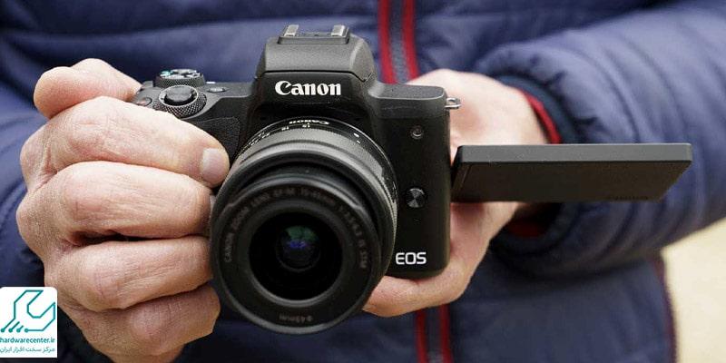 دوربین کانن EOS M50