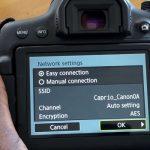 ترفندهای استفاده از وای فای در دوربین کانن-min
