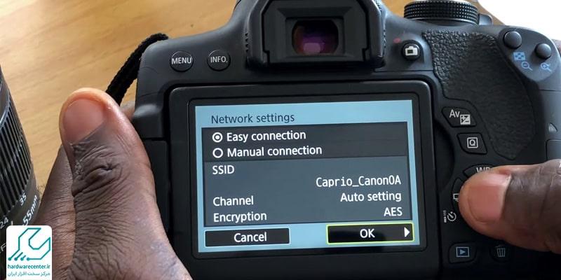 ترفندهای استفاده از وای فای در دوربین کانن